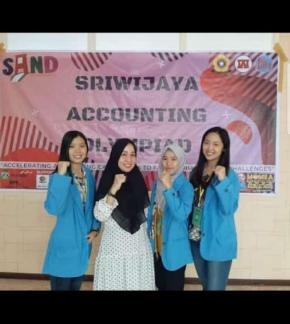"Mahasiswa Akuntansi Juara III Lomba Sriwijaya Accounting Olympiad "" Accelerating Accounting Capabilities to Face Global Digital Challenges"" Tahun 2019"